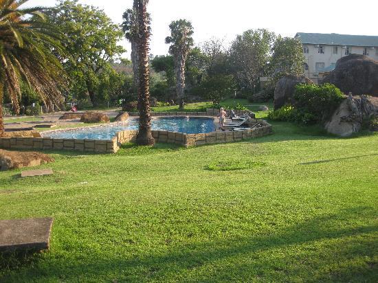 Gooderson Natal Spa Hot Springs & Leisure Resort: pool area