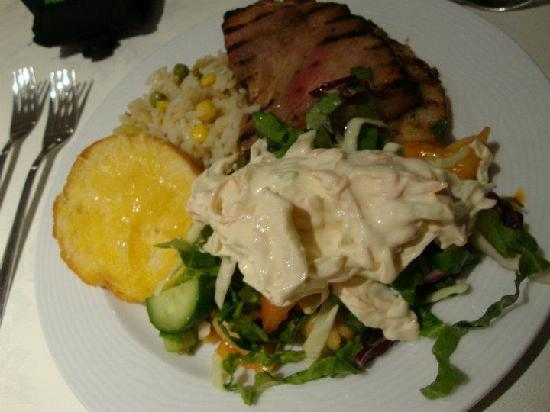 Ascos Coral Beach Hotel: The All Inclusive food was lovely!