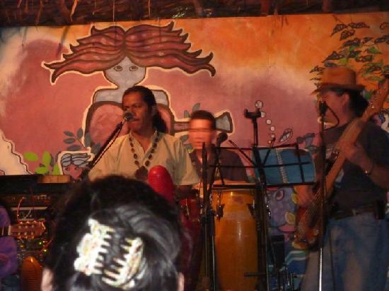 El Panchan: The local band
