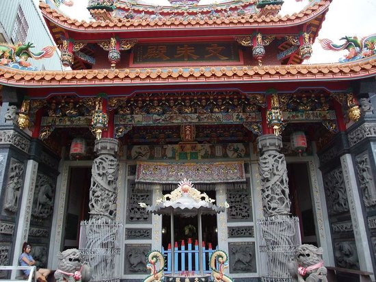 Wenzhu Temple