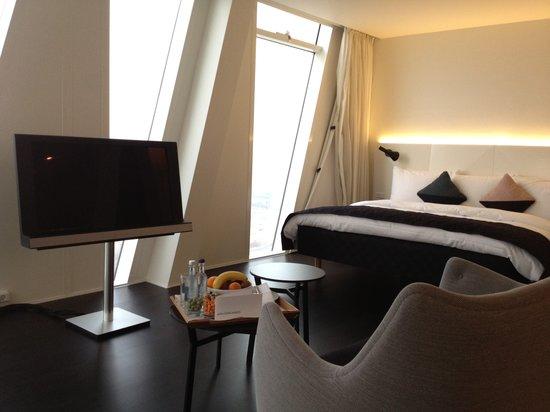 AC Hotel by Marriott Bella Sky Copenhagen: My room