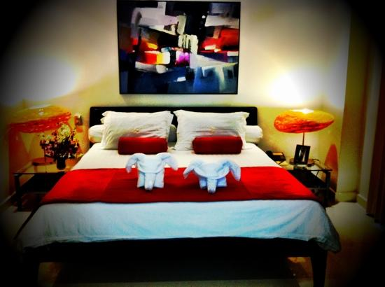 BYD Lofts Boutique Hotel & Serviced Apartments: Relaxing and Romantic