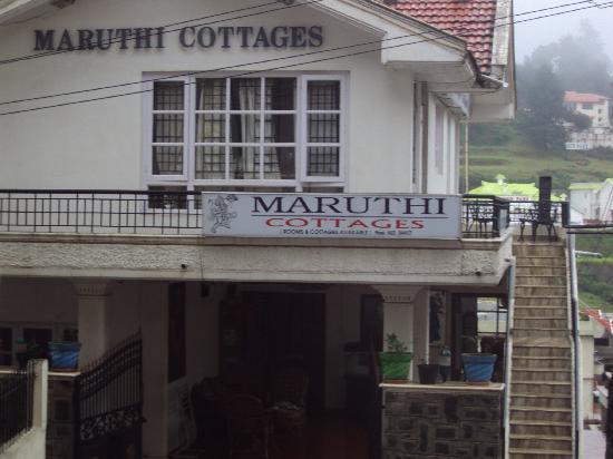 Maruthi Cottages: Cottage