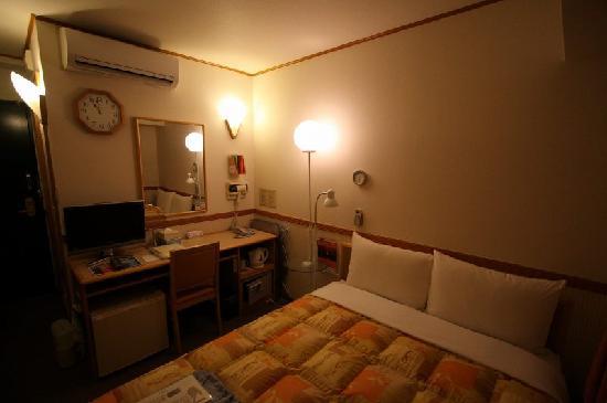 Toyoko Inn Kitakamieki Higashiguchi: 客室