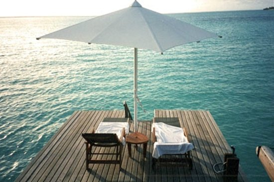 One&Only Reethi Rah: Water Villa - outside