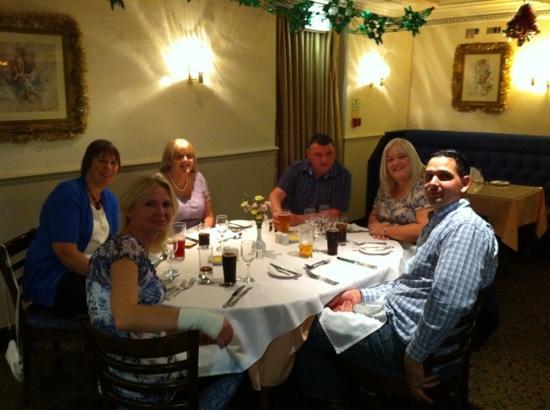 Sandpiper Hotel: restaurant nov 2011