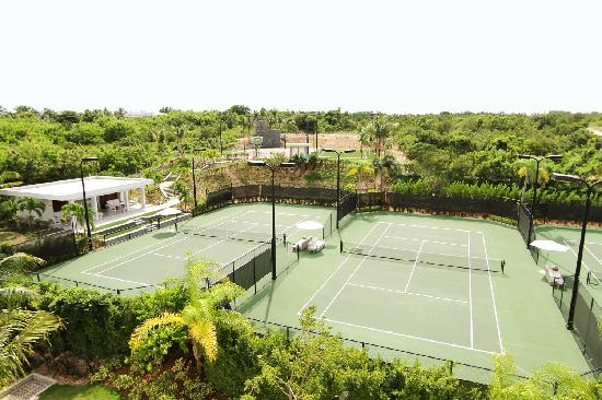 Four Seasons Resort and Residences Anguilla: Sports Complex