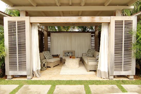 Four Seasons Resort and Residences Anguilla: Aleta Pool Cabanas
