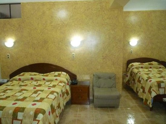 Hotel Villa Rita Chiclayo: Habitación Doble