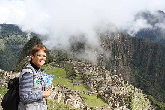 Del Prado Inn: Le mythique Machu Picchu