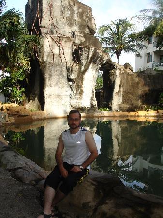 Langkawi Boutique Resort: Pool. Wonderful if clean