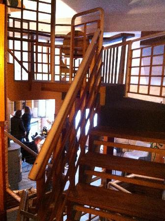 A Stone Wall Inn: The Inside of Corner House