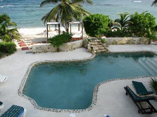 Hotel Akumal Caribe Villas Flamingo: pool