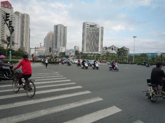 メリタス 汕頭, 新市街地