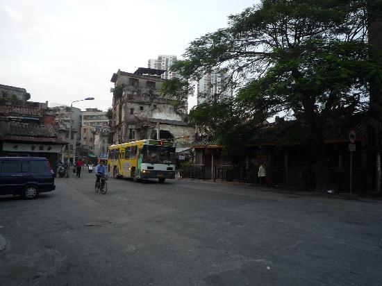 Junhua Haiyi Hotel: 旧市街地