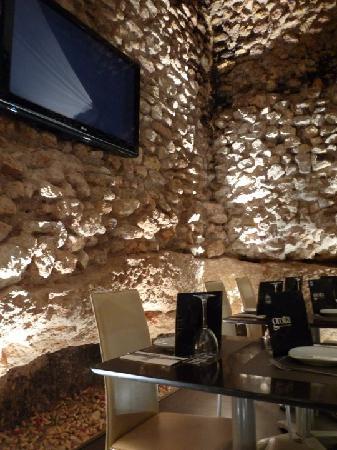 Grotta: L'interno