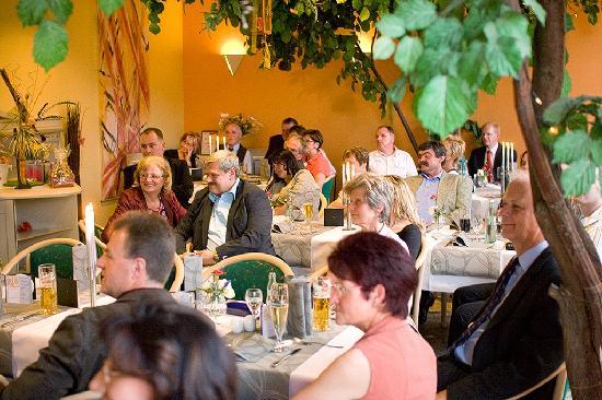 Hotel Kreischaer Hof: Gastronomie