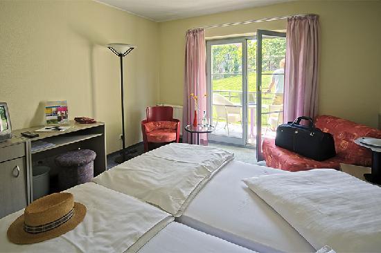 Hotel Kreischaer Hof: Hotelzimmer