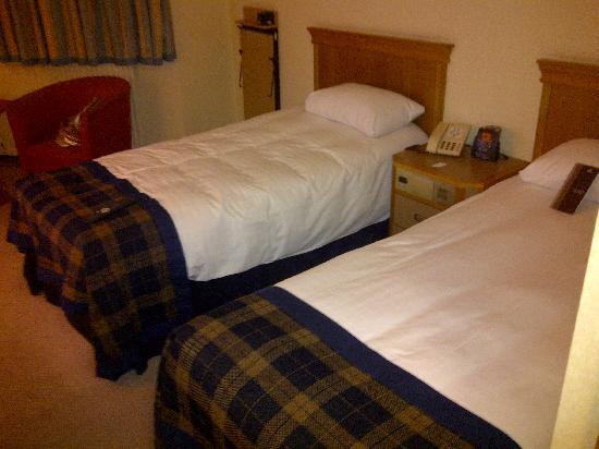 Hilton Blackpool Hotel: Room again