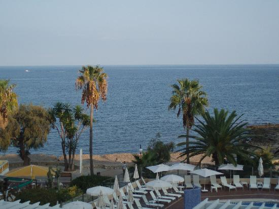 Protur Bonamar: View from the hotel