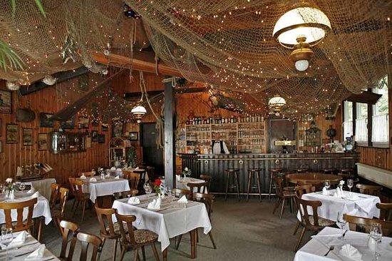 Kellings Schifferstube: Restaurant Innenansicht