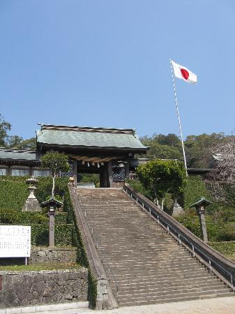 Suwa Shrine : Ingresso