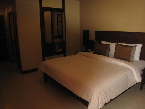 Poppa Palace Hotel Phuket: 部屋