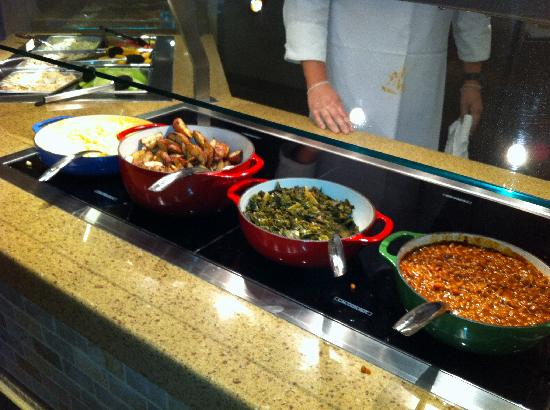 Chef's Stage Buffet: Sides
