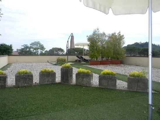 Ermitage Bel Air: Terrazzo suite