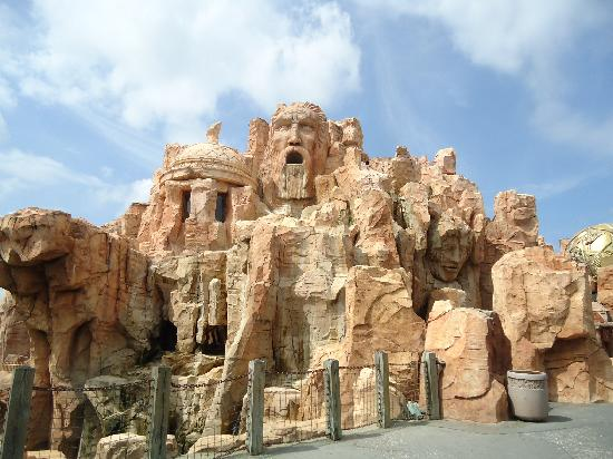Image result for The Lost Continent - Universal's Islands of Adventure