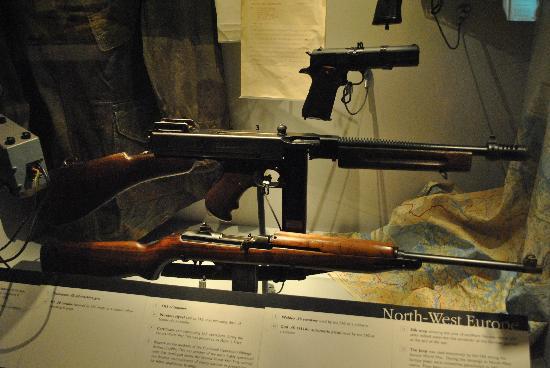 Museo imperiale della guerra: Armamento