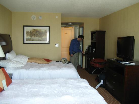 Hilton Garden Inn Toronto Airport: This is our Room