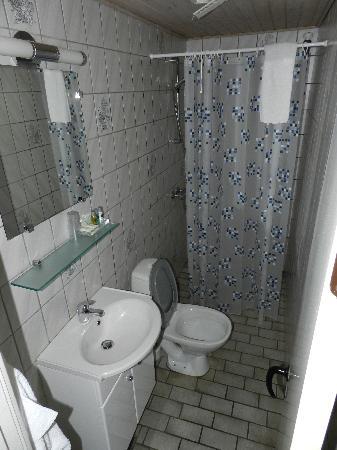 Centralhotellet Koge: bathroom
