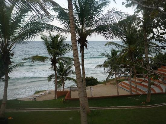 IKIN Margarita Hotel & Spa: View from my room