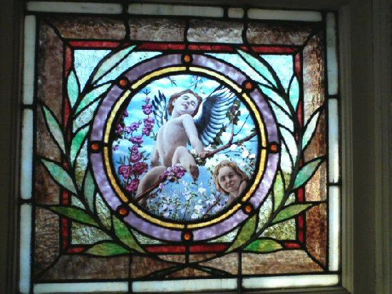 Circleville, OH: More example of the stained glass windows