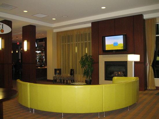 Holiday Inn Eugene - Springfield: Lobby