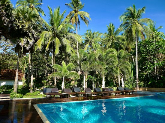 Anda Lanta Resort: the pool