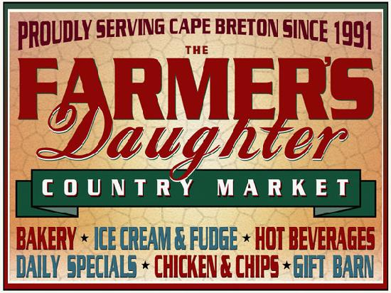 Farmers Daughter: The Farmer's Daughter Country Market