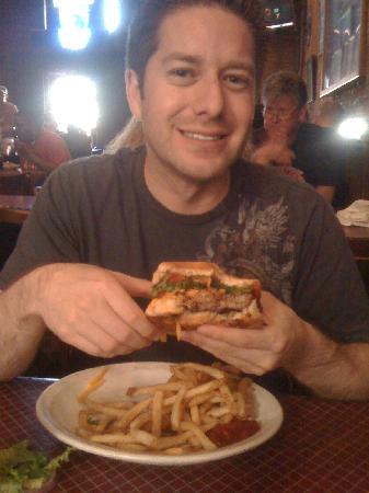 Heath's Birthday Burger
