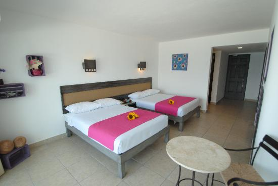 Hotel B Cozumel: Habitacion Ocean View