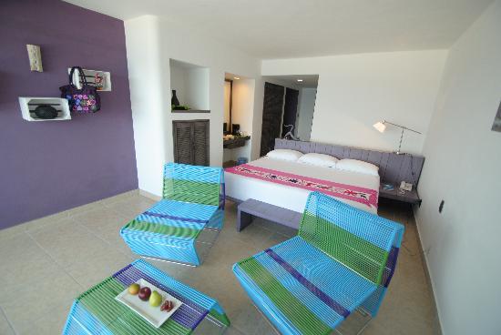 Hotel B Cozumel: Habitacion Ocean View Superior