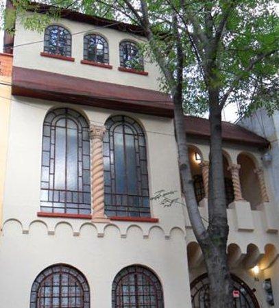 Condesa Amatlan 84: Exterior
