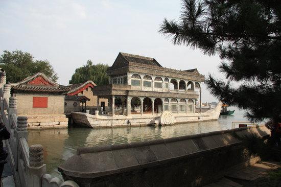 Catherine Lu Tours: Summer Palace