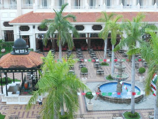 Hotel Riu Palace Riviera Maya: View from Room 3093