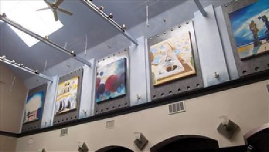 Spain Restaurant of Cranston: Wall murals