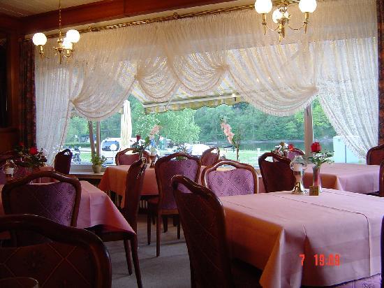 Hotel Seemöwe: salle à manger
