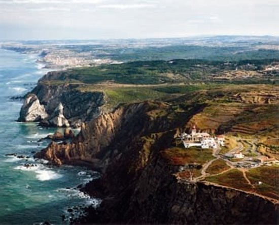 Quinta Colina Flora: beautiful coastline