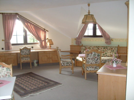 Hotel Zum Walde : Our Appartment