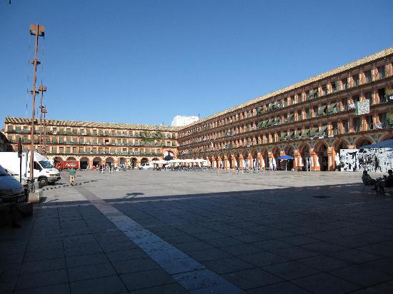 Cordoba, Spanien: Pza. La Corredera