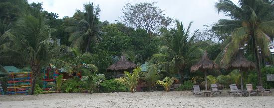 ทามารอว์ บีช รีสอร์ท: tamaraw view